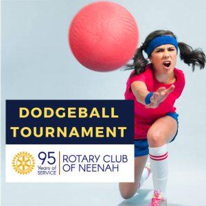 rotary dodgeball tournament